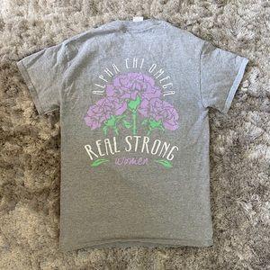 Alpha Chi Omega | Philanthropy T-Shirt